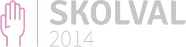 Logotyp Skolval 2014